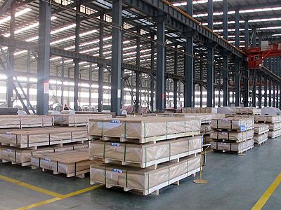 1100 aluminum sheet Packing